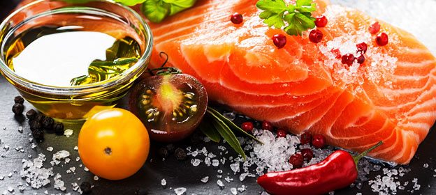 hdl diet salmon